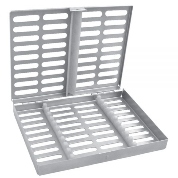 Sterilizing Trays, for 10 Instruments